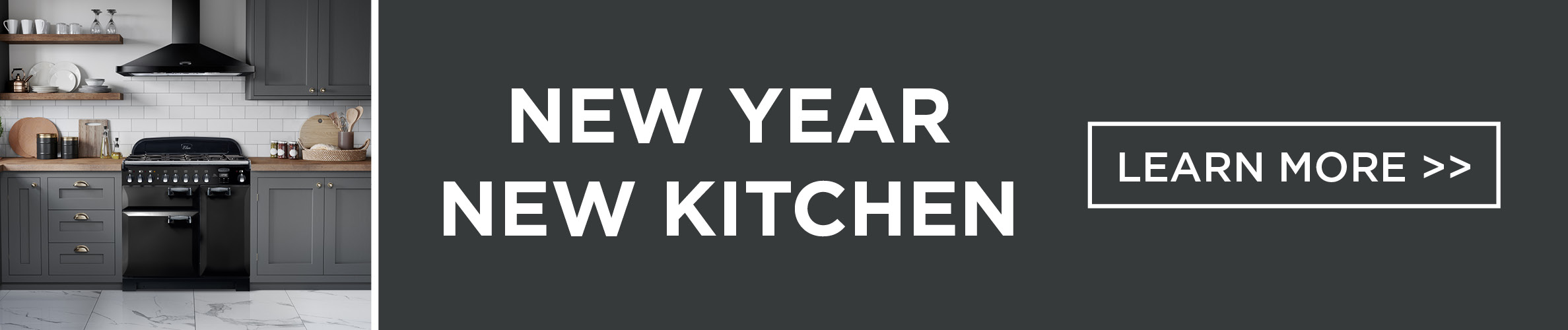 New Year New Kitchen
