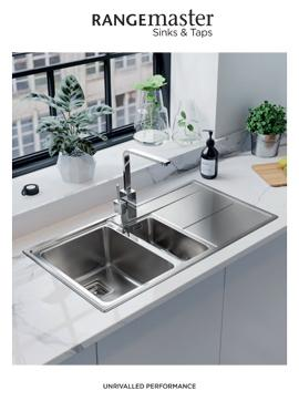2019-2020 sinks and taps brochure