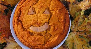 Friendly Pumpkin Cornbread