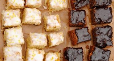 Easy Batch Bake Tray Cake