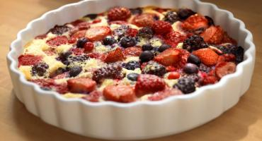 Fruity Baked Pudding