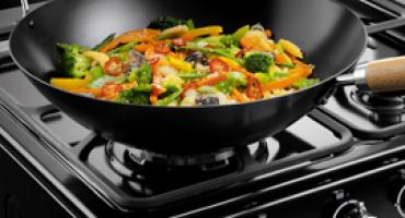 Vegetable Stir Fry with Chilli