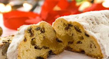 Stollen Pudding