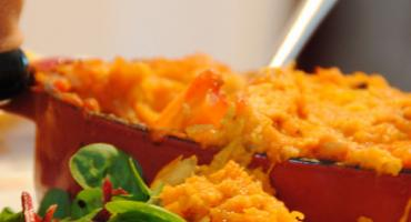 Veggie Shepherd's Pie with Magic Mash