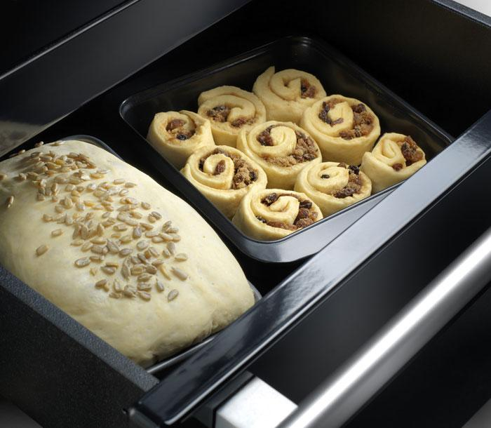 Bread proving drawer
