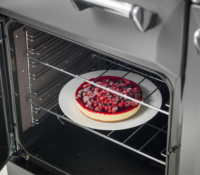 Leckford Deluxe - Multifunction oven