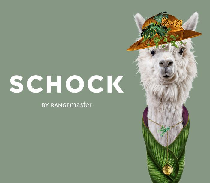 SCHOCK exclusively distributed by Rangemaster